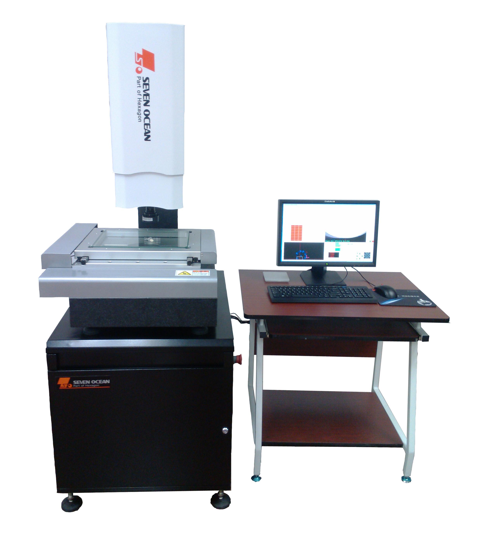 这样的测量精度,时间和速度的问题,自动影像测量仪海科思可以帮您一并实现。 影像测量仪是海科思设备集成了十几年的自动影像技术经验,推出的高速、高精度、功能强大的专业级自动影像测量仪,可实现各种复杂,精密零件的轮廓,表面尺寸,角度与位置等精准测量,配搭的Metus 软件自动软件,可实现全自动编程,基于CAD数模的测量,各种SPC报表功能等,是一款国内高端应用的全自动影像仪器。  如果您需要了解更多关于面板厚度测量,面板平面度测量,面板翘曲度测量,控制板平面度测量,控制板翘曲度快速测量,快速检测设备定制,键盘制